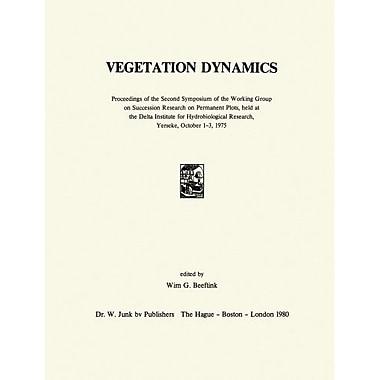 Vegetation Dynamics, Used Book (9789061936060)