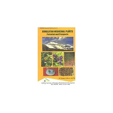 Himalayan Medicinal Plants: Potential and Prospects, Used Book (9788185097541)