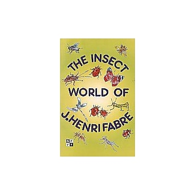 The Insect World of J. Henri Fabre, Used Book (9788174800879)