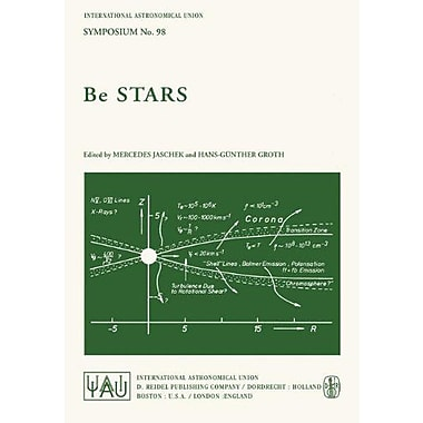 Be STARS (International Astronomical Union Symposia), Used Book (9789027713667)