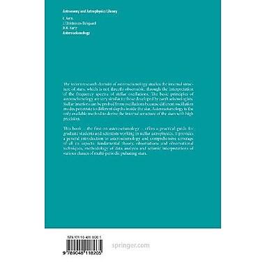 Asteroseismology, Used Book (9789048118205)