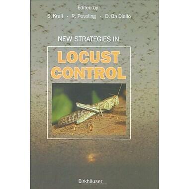 New Strategies in Locust Control, New Book (9783764354428)
