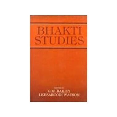 Bhakti Studies, Used Book (9788120708358)