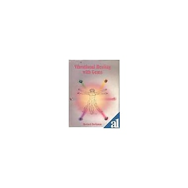 Vibrational Healing with Gems, New Book (9788121207034)