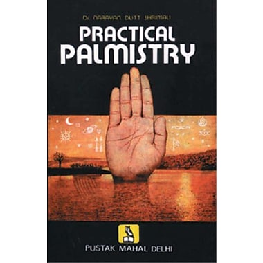 Practical Palmistry, New Book (9788122304251)