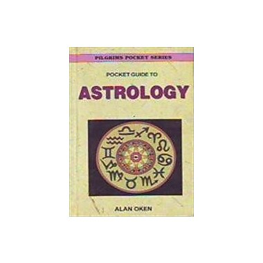 Pocket Guide to Astrology, Used Book (9788173032189)