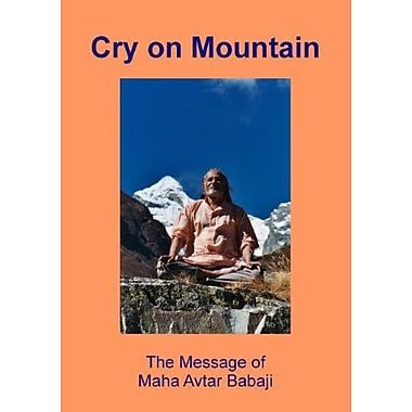 Cry on Mountain, Used Book (9783842373624)