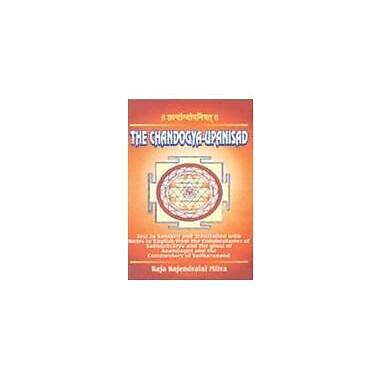 The Chandogya Upanishad, New Book (9788186050804)