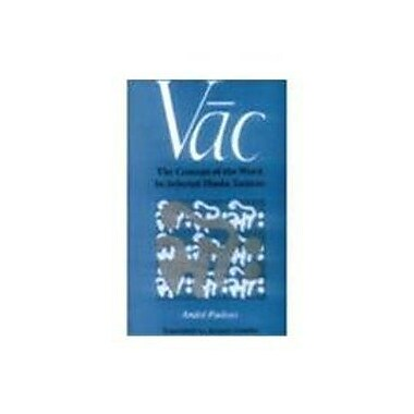 Vac: The Concept of the Word in Selected Hindu Tantras (Sri Garib Dass Oriental), Used Book (9788170303435)