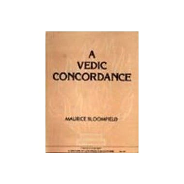Vedic Concordance, Used Book (9788185418537)
