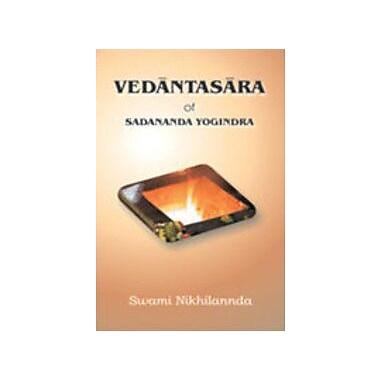 Vedantasara of Sadananda Yogindra, New Book (9788180901300)