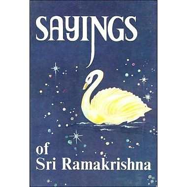 Sayings of Sri Ramakrishna (9788171203772)