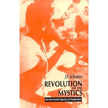 Revolution of the Mystics: On the Social Aspects of Virasaivism, New Book (9788120812383)