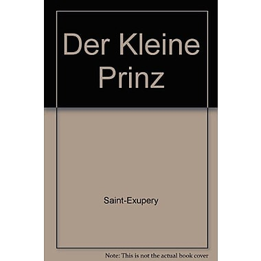 Der Kleine Prinz: Der Kleine Prinz (German Edition), Used Book (9783716020067)