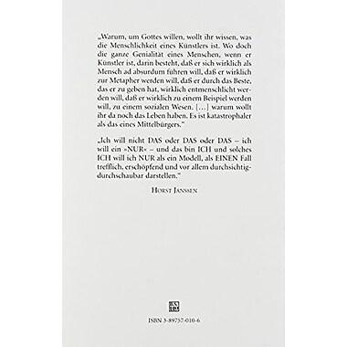 Horst Janssen, Leben und Werk (German Edition), Used Book (9783897570108)