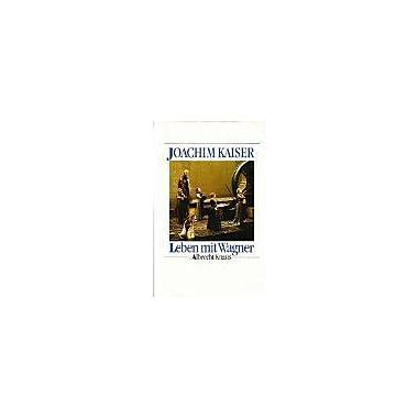 Leben mit Wagner (German Edition), New Book (9783813511512)