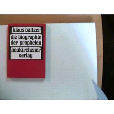 Die Biographie der Propheten (German Edition) (9783788704360)