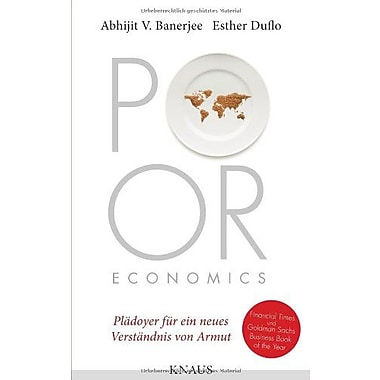Poor Economics, New Book (9783813504934)