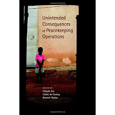 Unintended Consequences of Peacekeeping Operations (9789280811421)