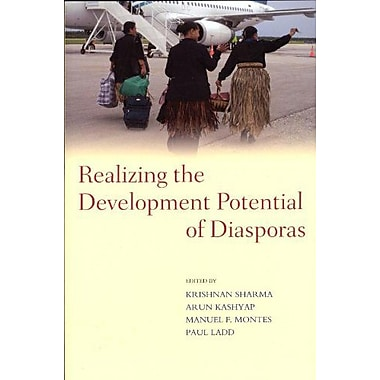 Realizing the Development Potential of Diasporas, Used Book (9789280811957)