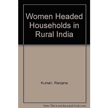 Women Headed Households in Rural India, Used Book (9788170271291)