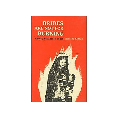 Brides Are Not For Burning, Used Book (9788170271192)