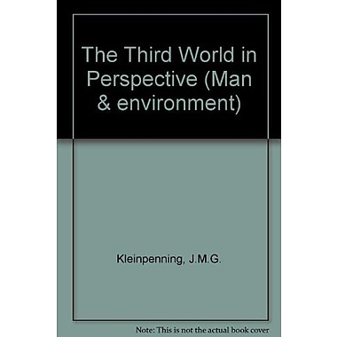 The Third World in Perspective (Man & environment), Used Book (9789023224440)