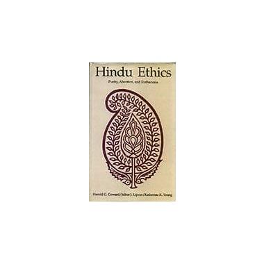 Hindu Ethics: Purity, Abortion and Euthanasia, Used Book (9788170302735)