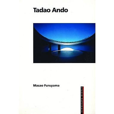 Tadao Ando (Studio Paperback) 3rd expanded edition (German and English Edition), Used Book (9783764354374)