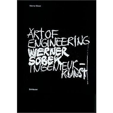 Werner Sobek: Art of Engineering - Ingenieurkunst (German and English Edition), New Book (9783764360016)