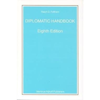Diplomatic Handbook, Used Book (9789004141421)