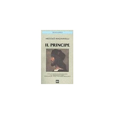 Il Principe (Italian language version), New Book (9788817120371)