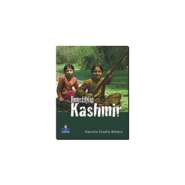 Demystifying Kashmir, New Book (9788131708460)