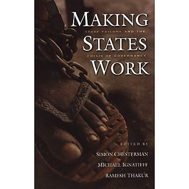 Making States Work: State Failure and the Crisis of Governance (9789280811070)