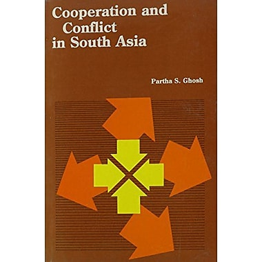 Cooperation and Conflict in South Asia (South Asian studies), New Book (9788185054681)