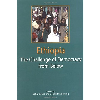 Ethiopia - The Challenge of Democracy from Below, New Book (9789171065018)