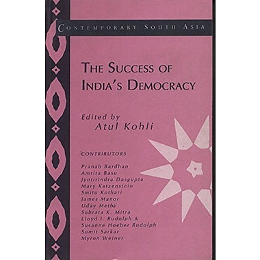 The Success of India's Democracy (9788175961074)