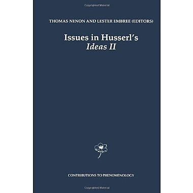 Issues in Husserl's Ideas II (Contributions To Phenomenology), Used Book (9789048147465)