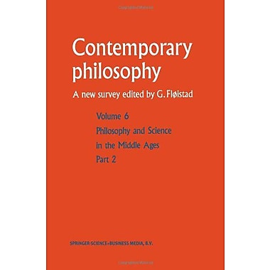 Philosophie et science au Moyen Age / Philosophy and Science in the Middle Ages(Contemporary Philosoph, New Book (9789048140763)