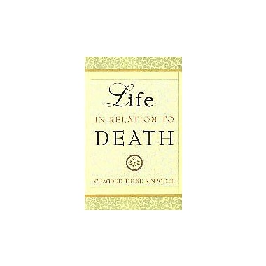 Life in Relation to Death (9788177690965)