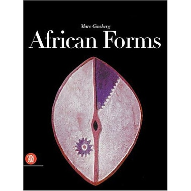 African Forms: The Traditional Design and Function of Objects, Used Book (9788881187355)