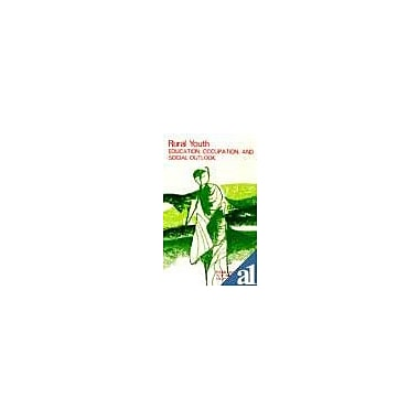 Rural Youth: Education, Occupation and Social Outlook, Used Book (9788170171188)