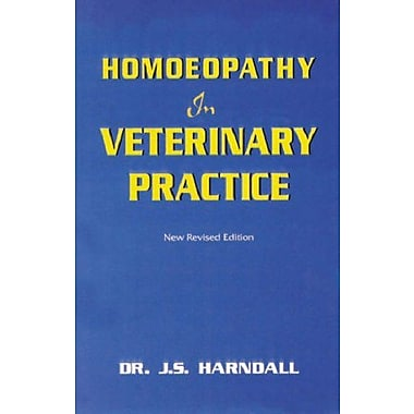Homoeopathy in Veterinary Practice, New Book (9788170216209)