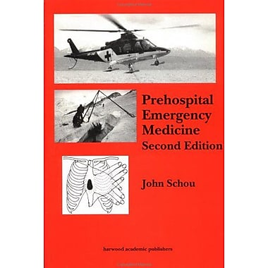 Prehospital Emergency Medicine: challenges and options in emergency services, 2nd Edition, Used Book (9789057020032)