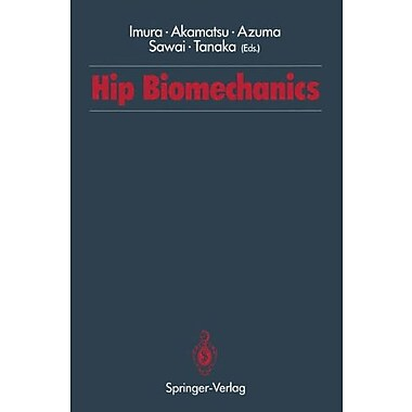 Hip Biomechanics (9784431701187)
