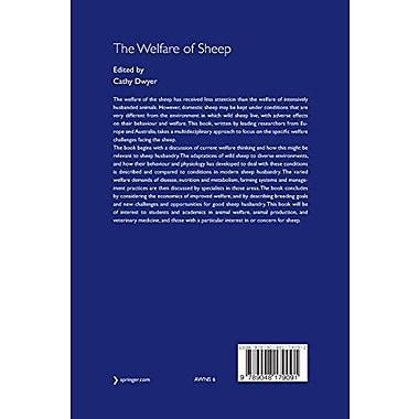 The Welfare of Sheep (Animal Welfare) (9789048179091)
