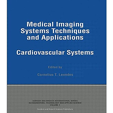 Medical Imaging Syst Tech & Ap(Gordon and Breach International Series in Engineering, Technology a, New Book (9789056995096)