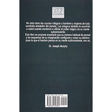 El Poder De La Mente Subconsciente (The Power of the Subconscious Mind) (Spanish Edition), Used Book (9789562914345)