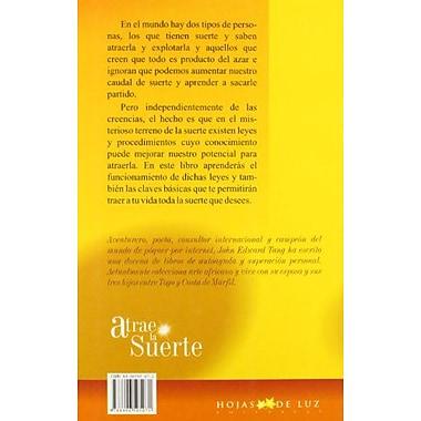 Atrae La Suerte (Spanish Edition), New Book (9788496595071)
