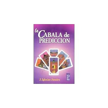 La cabala de prediccion/ Cabbala's Prediction (Pronostico Mayor) (Spanish Edition) (9789501705089)